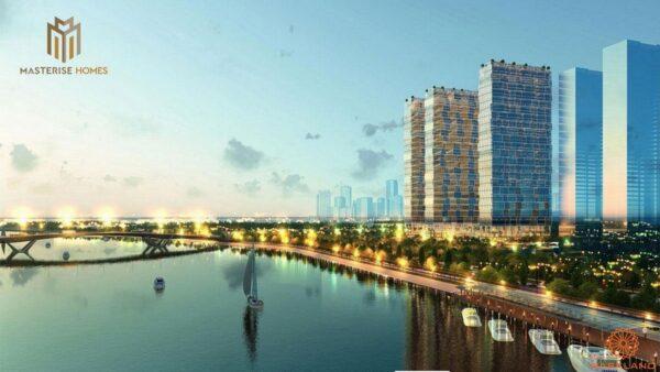 Phối cảnh dự án căn hộ Masterise Homes Ba Son quận 1
