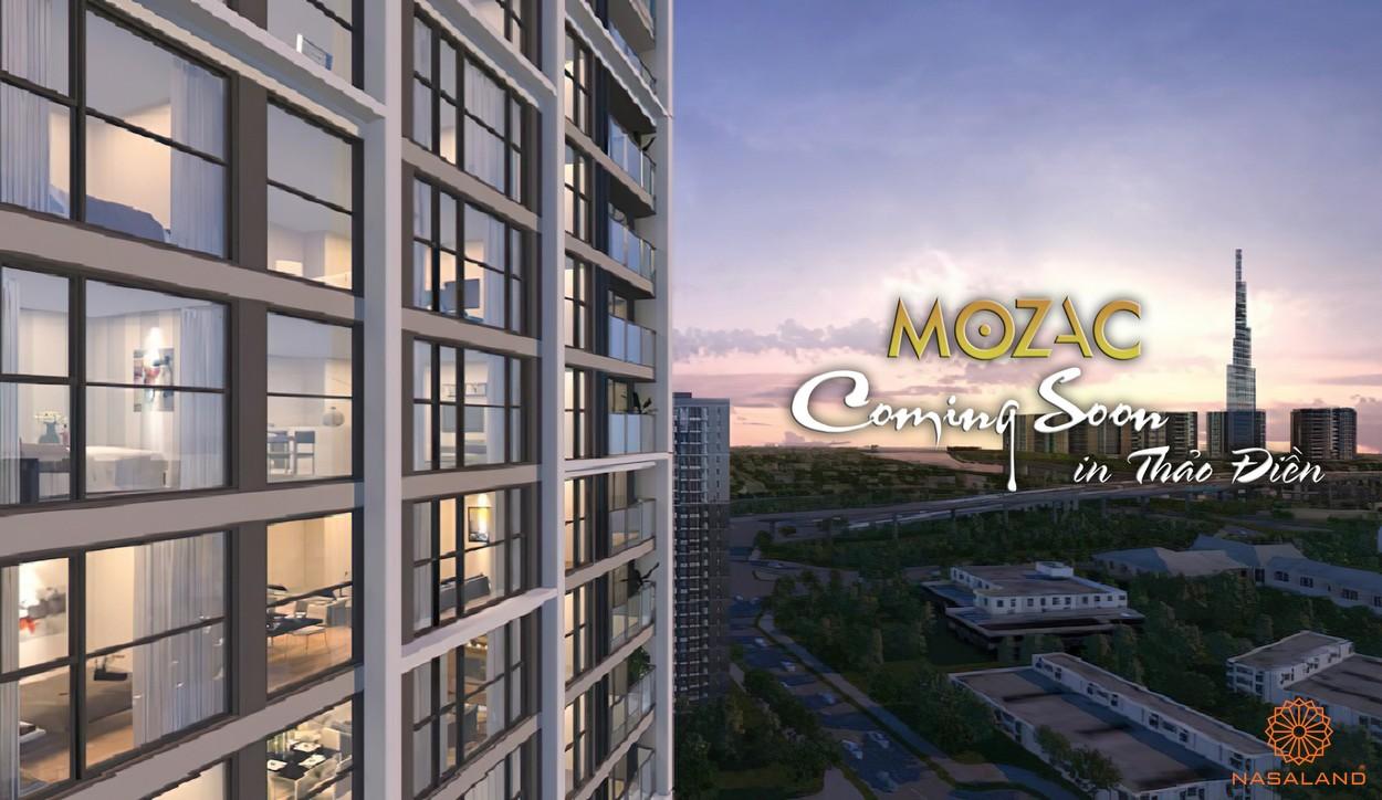 Phối cảnh dự án căn hộ Mozac Thảo Điền quận 2