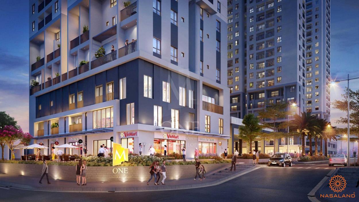 Tiện ích nội khu dự án M-One Nam Sài Gòn