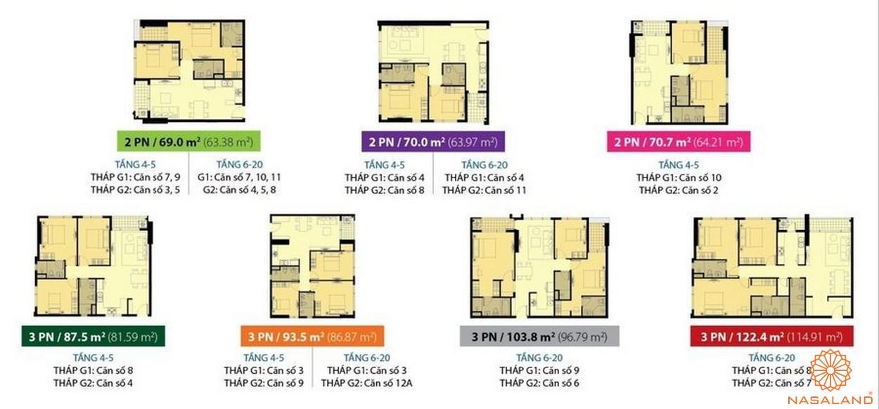 Thiết kế dự án căn hộ Galaxy 9 quận 4 chủ đầu tư Novaland