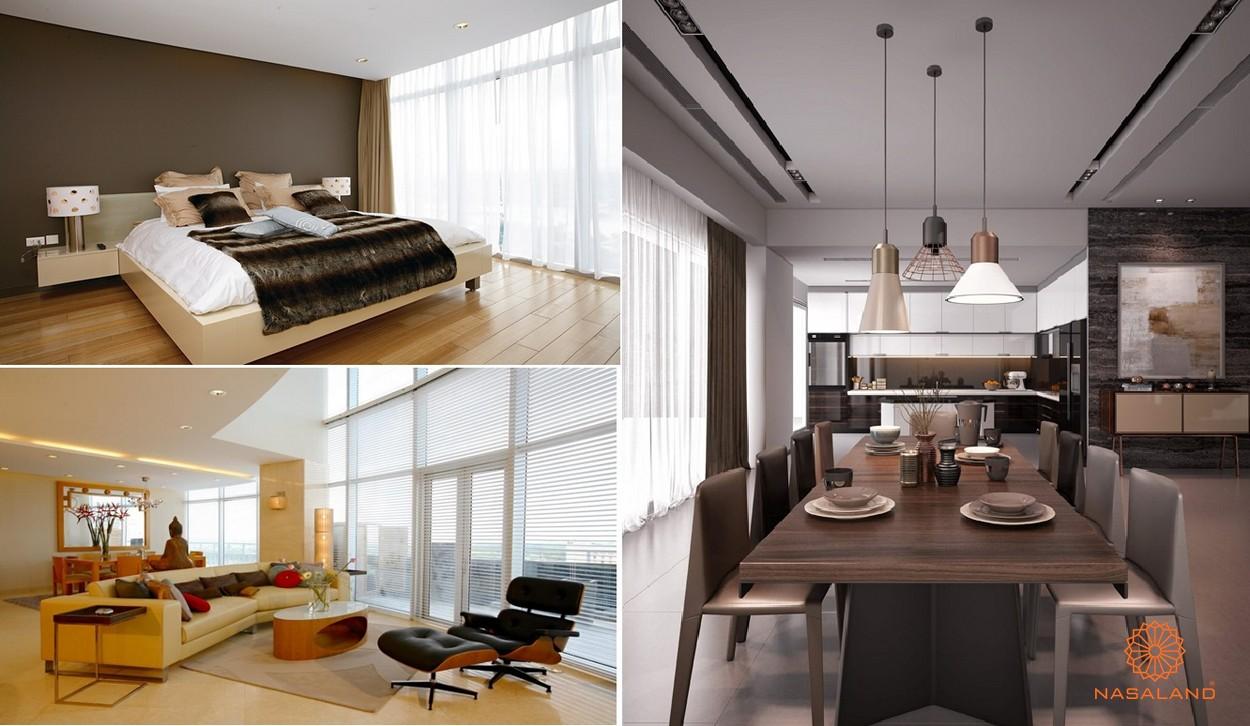 Phong cách thiết kế căn hộ dự án Lancaster Lincoln