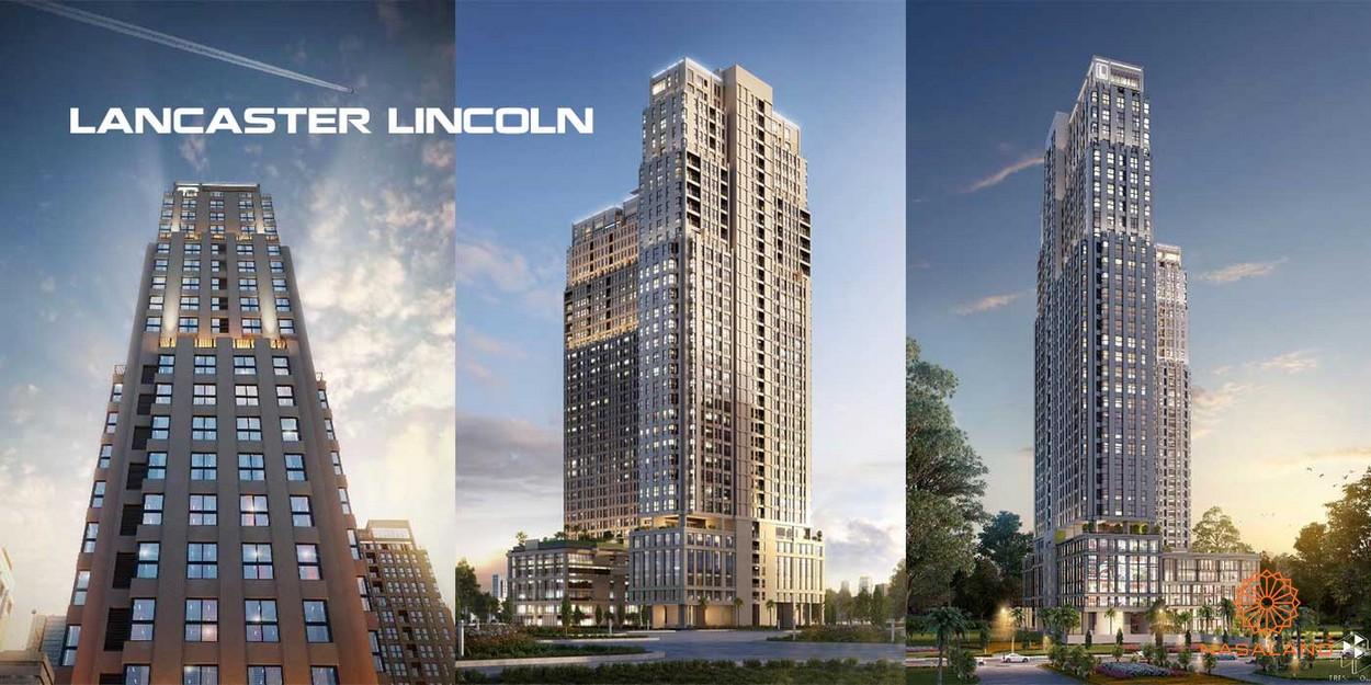Phong cách kiến trúc dự án căn hộ Lancaster Lincoln Quận 4