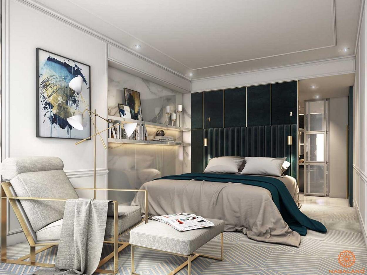 Thiết kế dự án căn hộ Soho Residences quận 1 chủ đầu tư Novaland