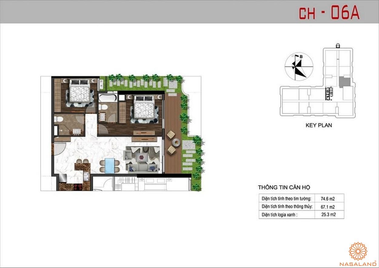Thiết kế Sunshine Tower quận 1 chủ đầu tư Sunshine Group