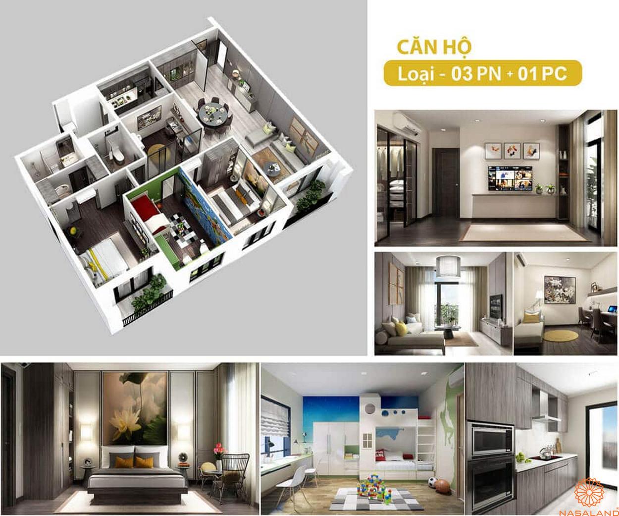 Thiết kế dự án căn hộ chung cư cao cấp Hado Green Lane quận 8 Tp. Hồ Chí Mình