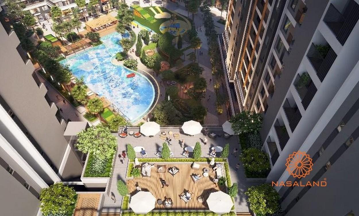 thiết kế dự án Safira Khang Điền