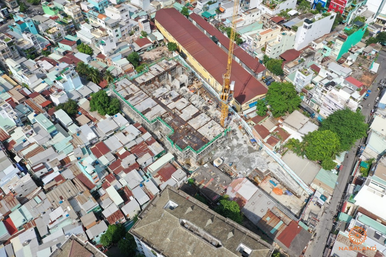 Tổng quan tiến độ xây dựng Asiana Phú Lâm