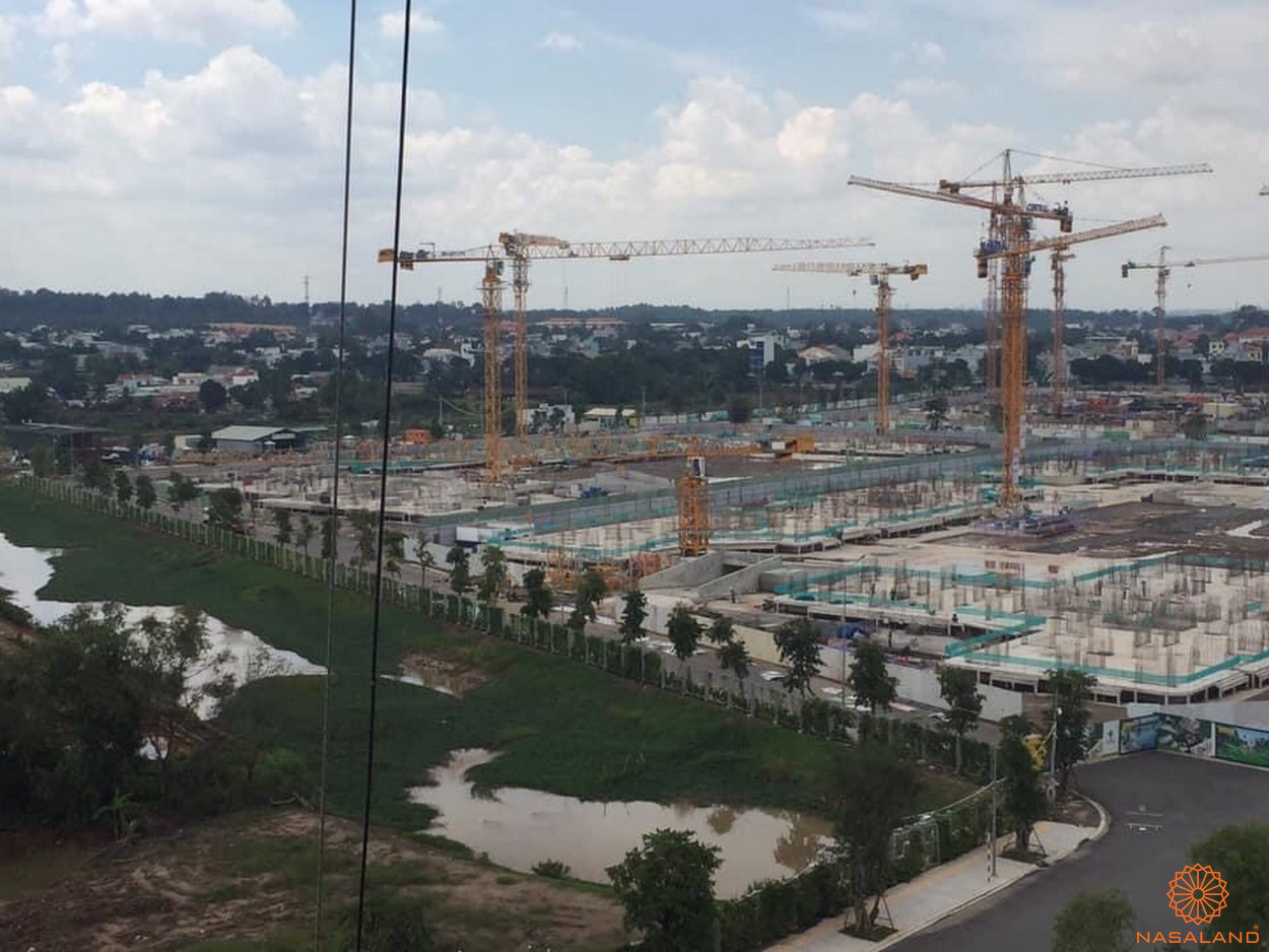 Tiến độ xây dựng căn hộ The Origami quận 9 tháng 8/2020
