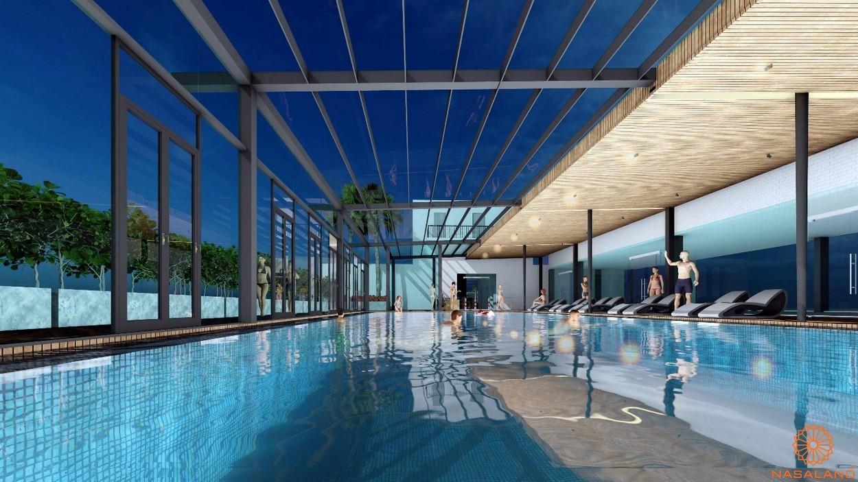 Tiện ích hồ bơi dự án căn hộ Spirit Of Saigon quận 1