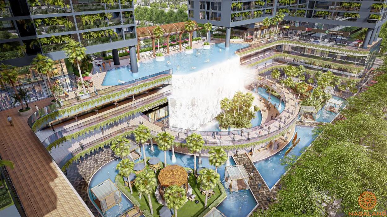 Tiện ích dự án căn hộ Sunshine Horizon quận 4 chủ đầu tư Sunshine Group