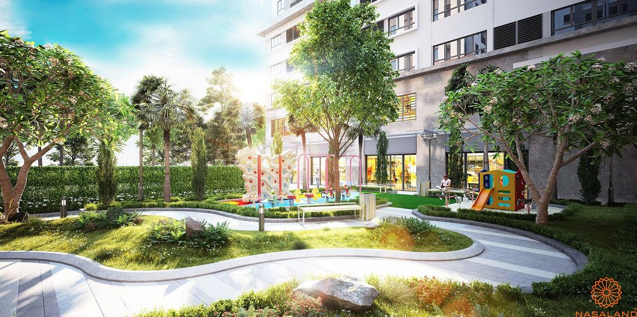 Tiện ích căn hộ chung cư cao cấp Hado Green Lane quận 8