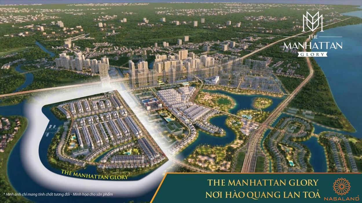 Tiện ích Manhattan Glory Vinhomes Grand Park