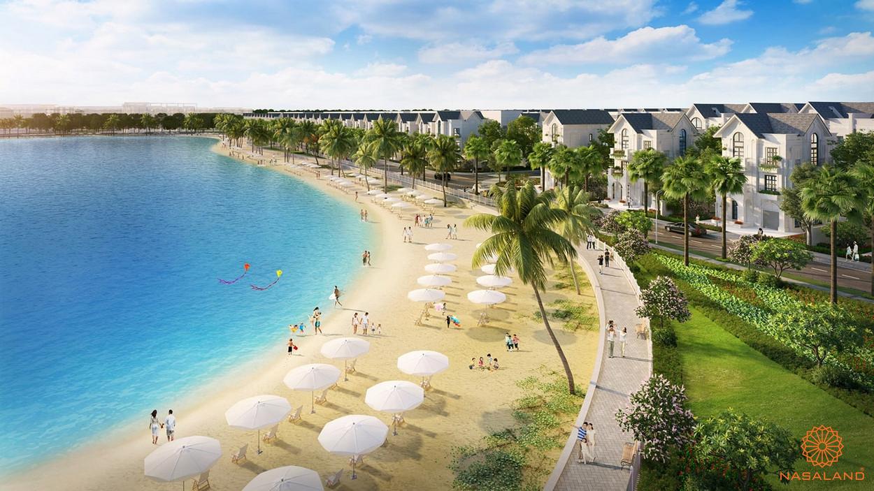 Biệt thự đơn lập mặt biển Vinhomes Ocean Park