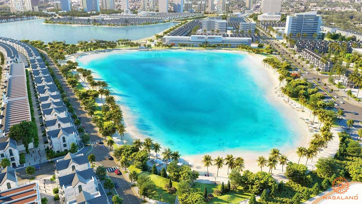 Tiện ích dự án Vinhomes Ocean Park - biển hồ