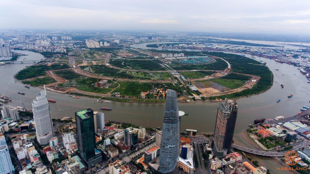 Tiềm năng của khu đông Sài Gòn nhìn từ quận 1