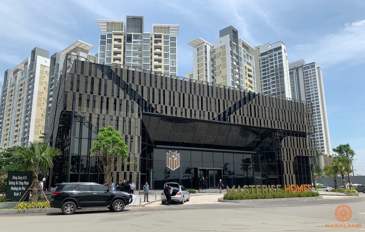 Masterise Homes mở cửa nhà mẫu trước khi mở bán Masteri Centre Point