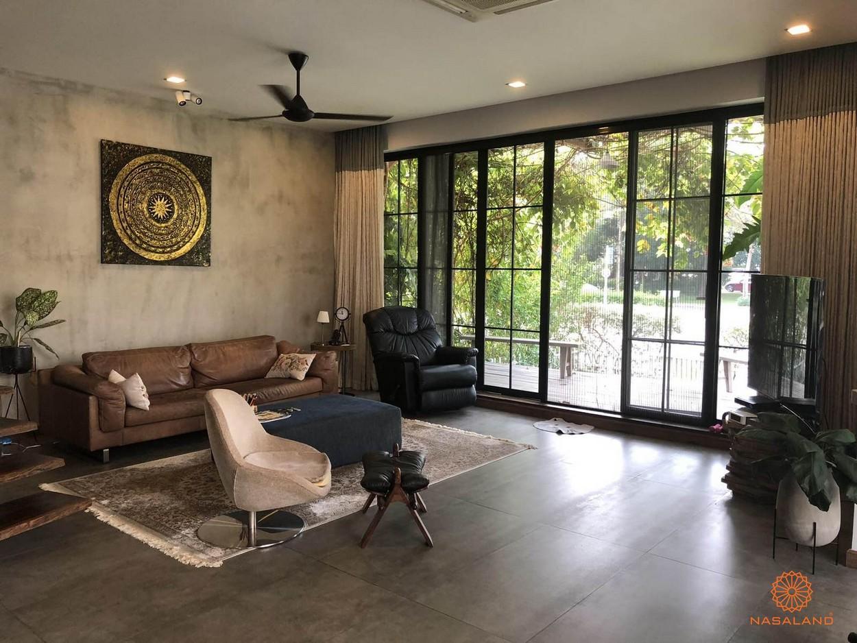 Nhà mẫu dự án biệt thự Chateau Phú Mỹ Hưng Quận 7