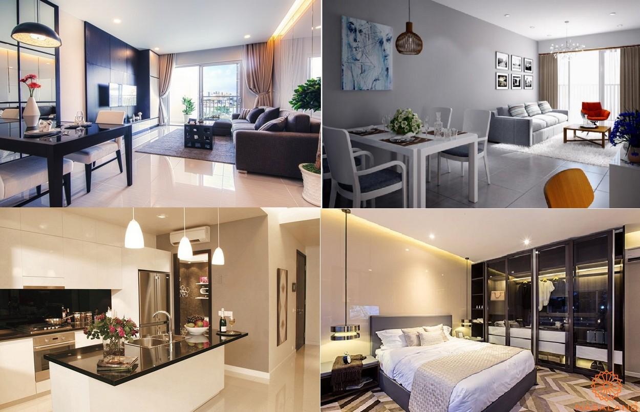 Nhà mẫu căn hộ Lavida Plus quận 7