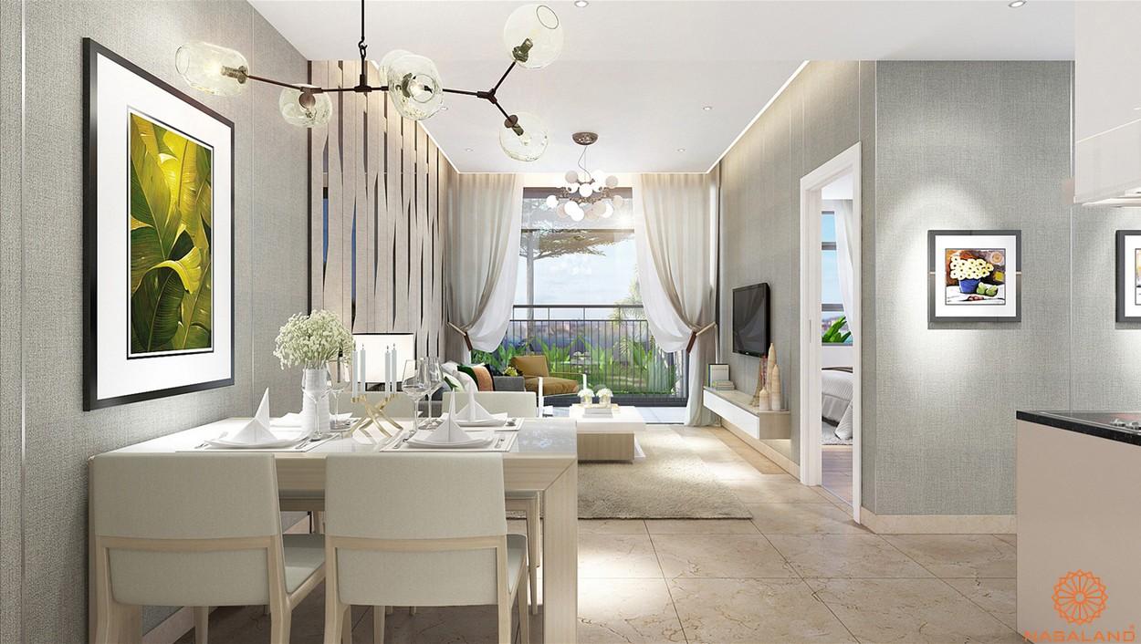Nhà mẫu căn hộ Lux Star quận 7 với vẻ đẹp tinh tế