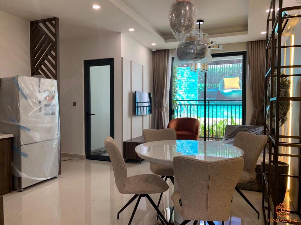 Nhà mẫu căn hộ Venus Luxury quận 5