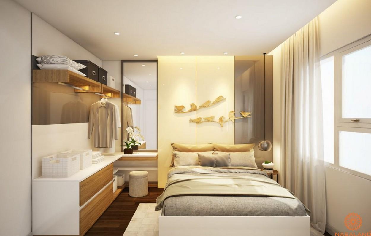 Nhà mẫu Summer Square quận 6 - Phòng ngủ