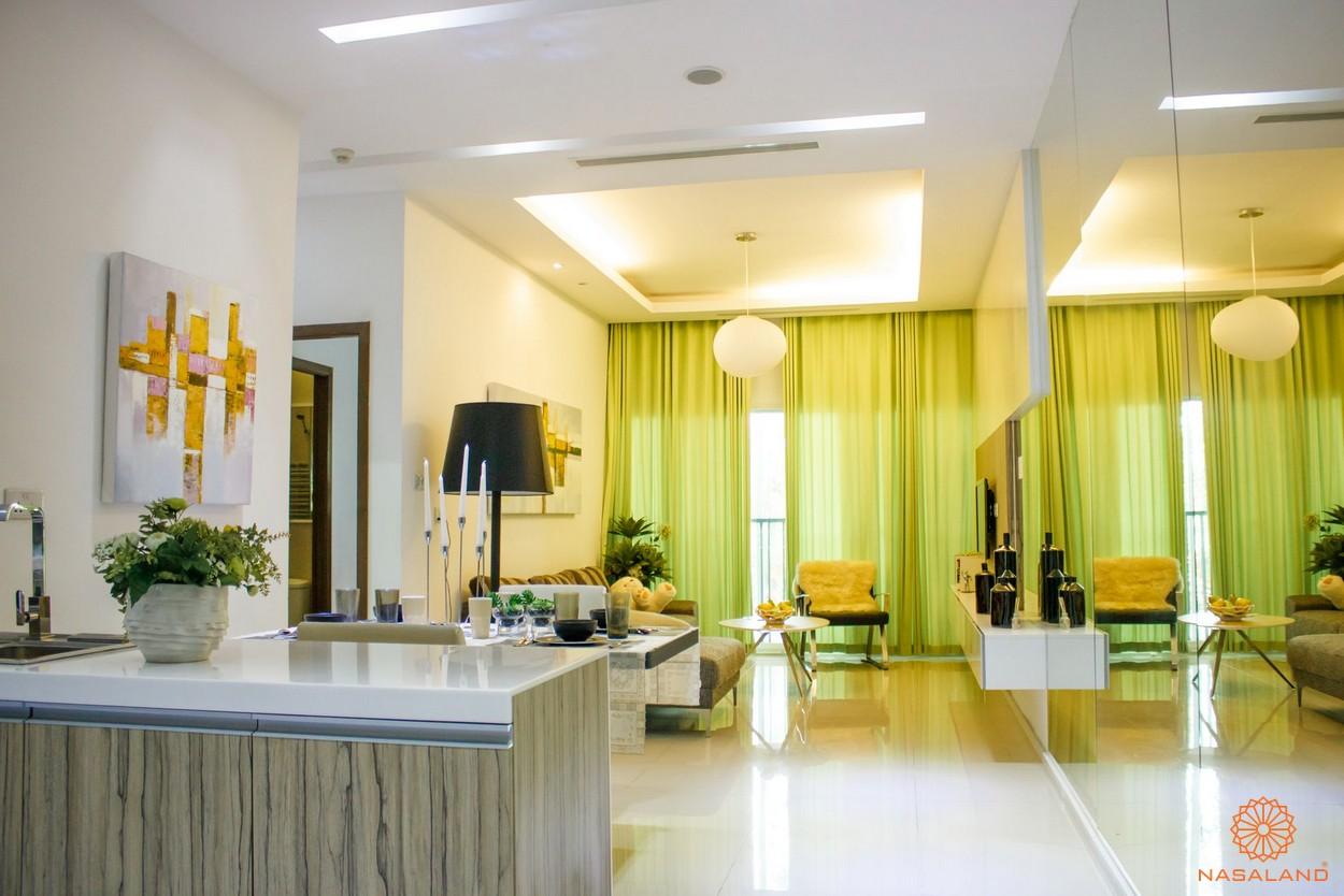 Nội thất căn hộ Eco Xuân Sky Residences Bình Dương