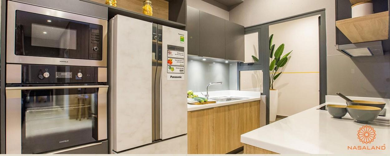 Nội thất phòng bếp dự án