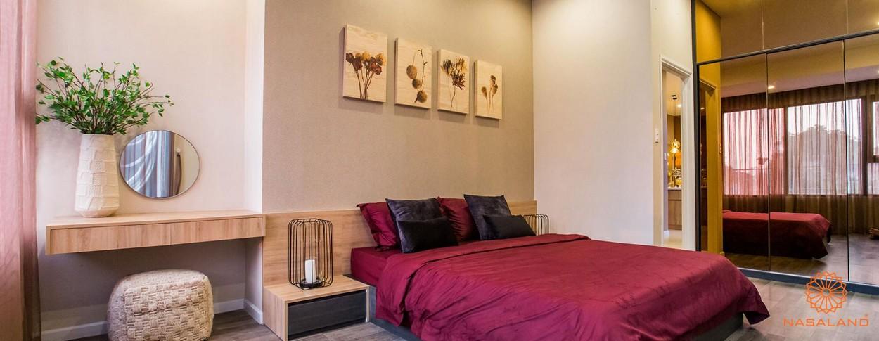Nội thất phòng ngủ dự án Ascent Lakeside quận 7