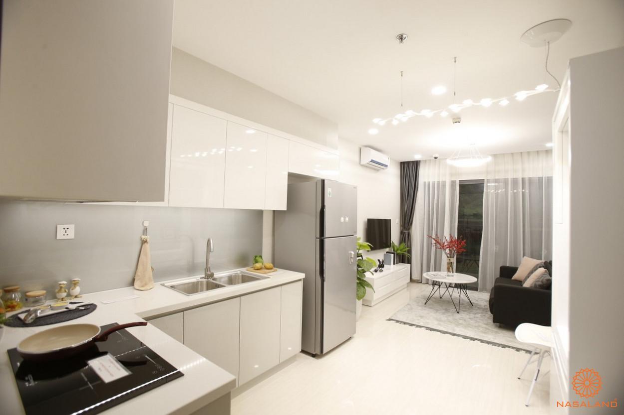 Nội thất phòng bếp tại dự án