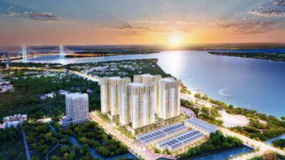Phối cảnh dự án căn hộ Q7 Saigon Riverside Complex quận 7