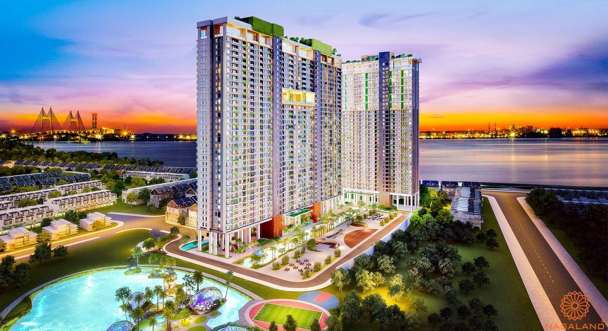 Phối cảnh dự án căn hộ River Panorama