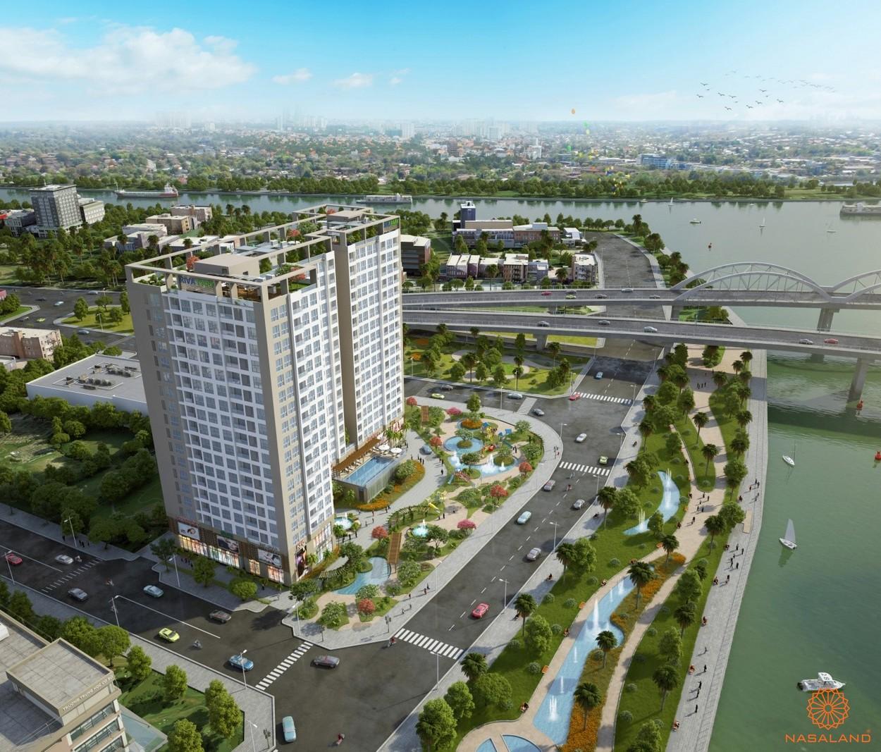 Phối cảnh dự án căn hộ Venus Luxury quận 5
