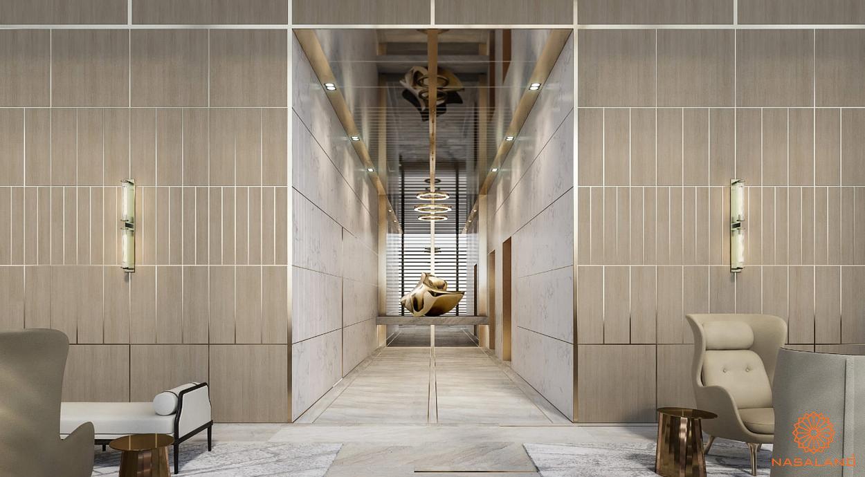 Thiết kế .căn hộ The Vertex Private Residences quận 1