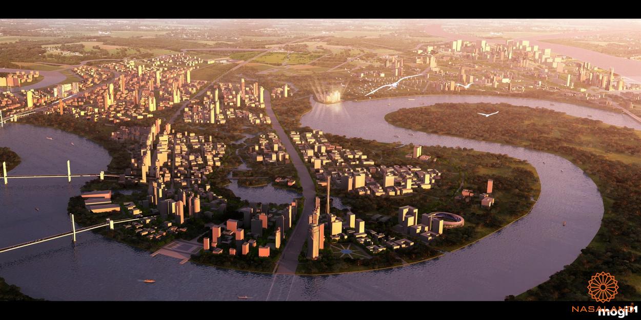 Thị trường căn hộ Sài Gòn tại khu đông trong tương lai