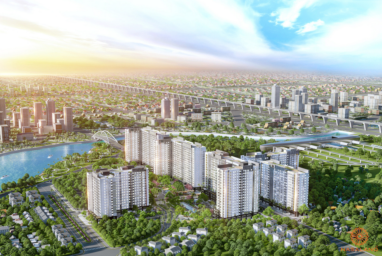 Thị trường căn hộ Sài Gòn trong tương lai