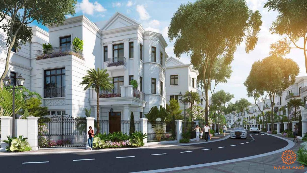 Thiết kế biệt thự Vinhomes Ocean Park