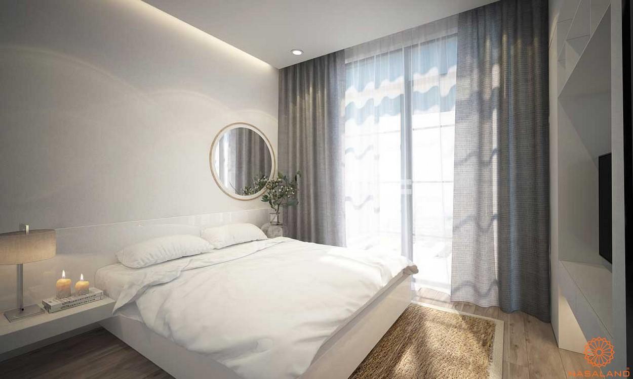 Thiết kế phòng ngủ căn hộ King Crown Infinity Thủ Đức