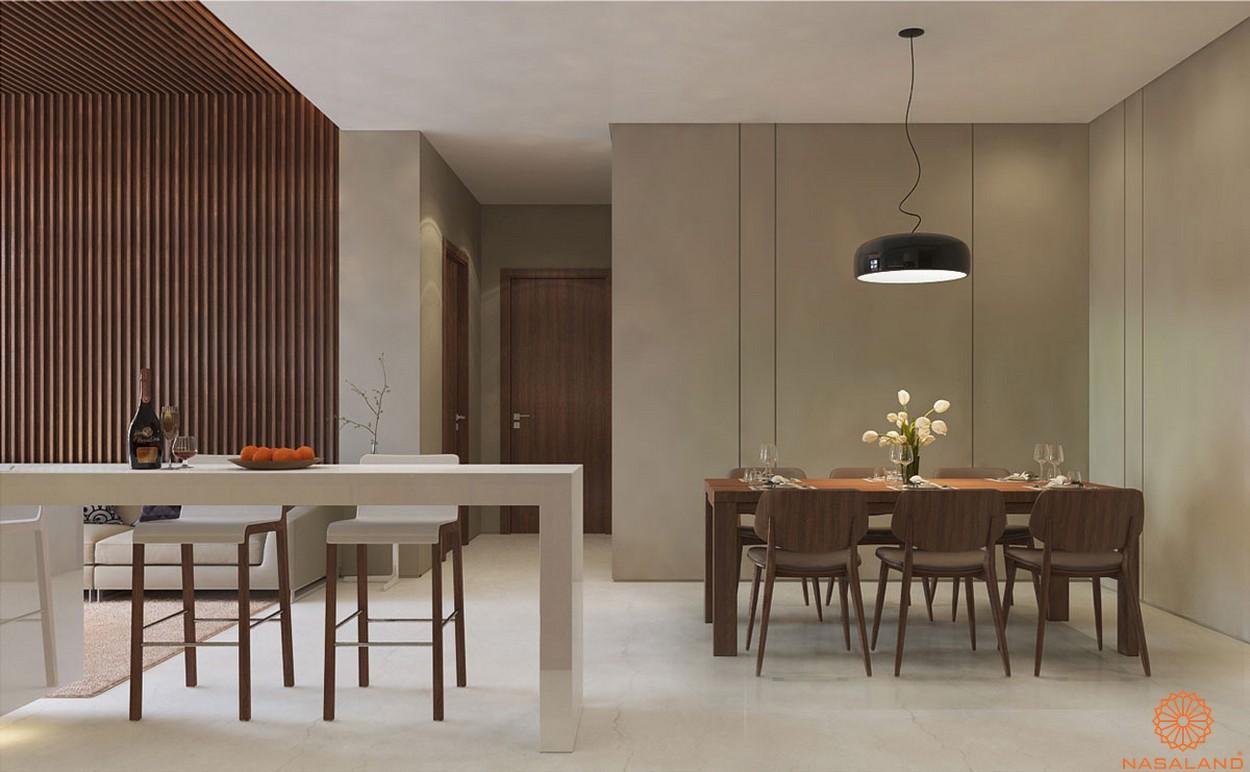 Thiết kế căn hộ Lux Star quận 7 sang trọng