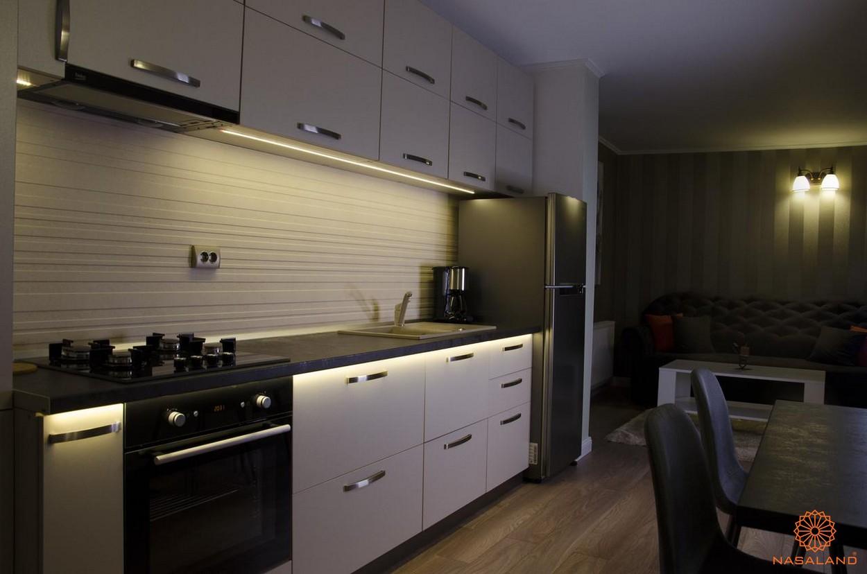 Thiết kế căn hộ Venus Luxury quận 5