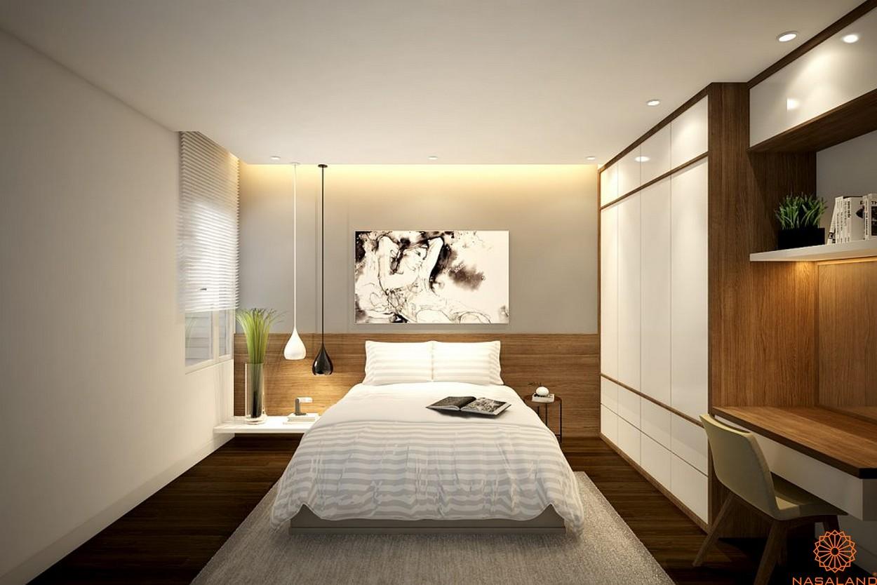 Thiết kế phòng ngủ bên trong Summer Square quận 6