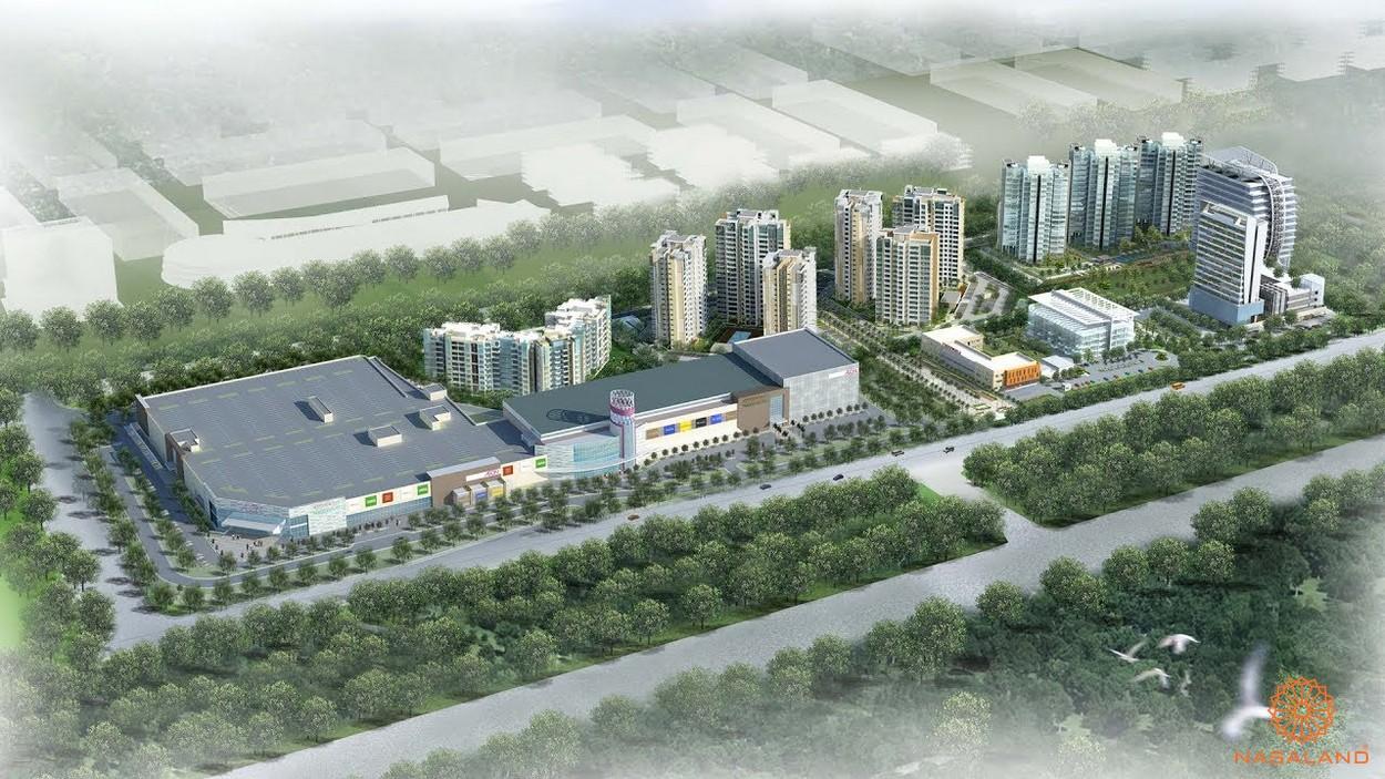 Thiết kế dự án căn hộ The Canary Heights Bình Dương