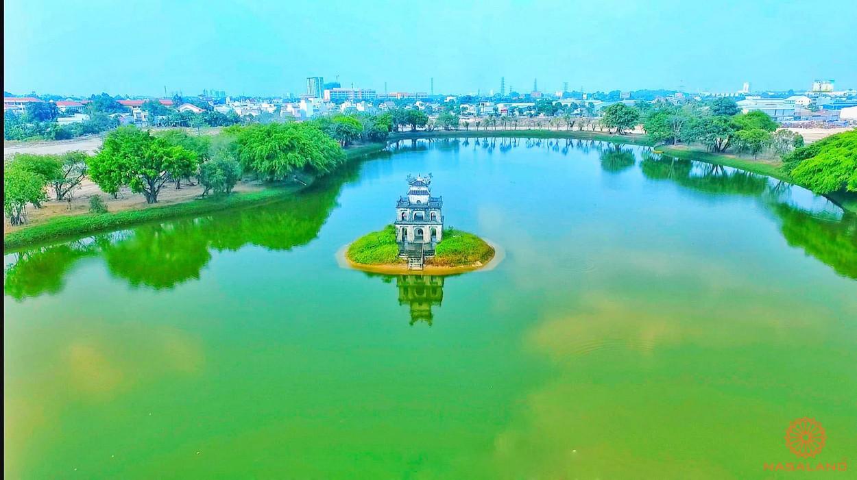 Thiết kế dự án khu đô thị Hồ Gươm Xanh Thuận An City Bình Dương