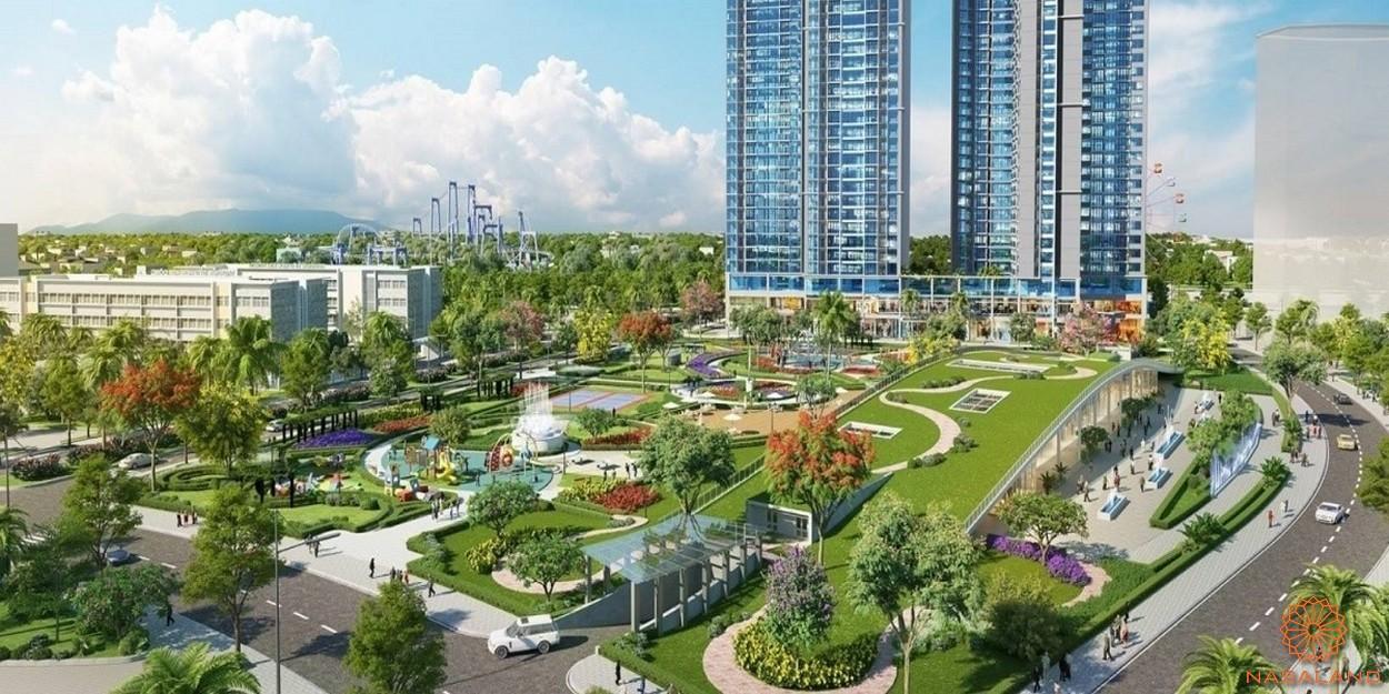 Tiện ích tổ hợp trường học các cấp trong dự án căn hộ chung cư Eco Green Sài Gòn quận 7