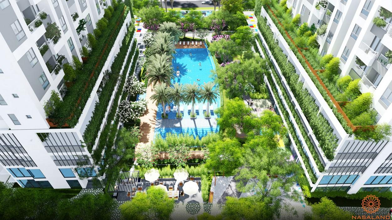 Tiện ích nội khu dự án căn hộ Lux Star quận 7