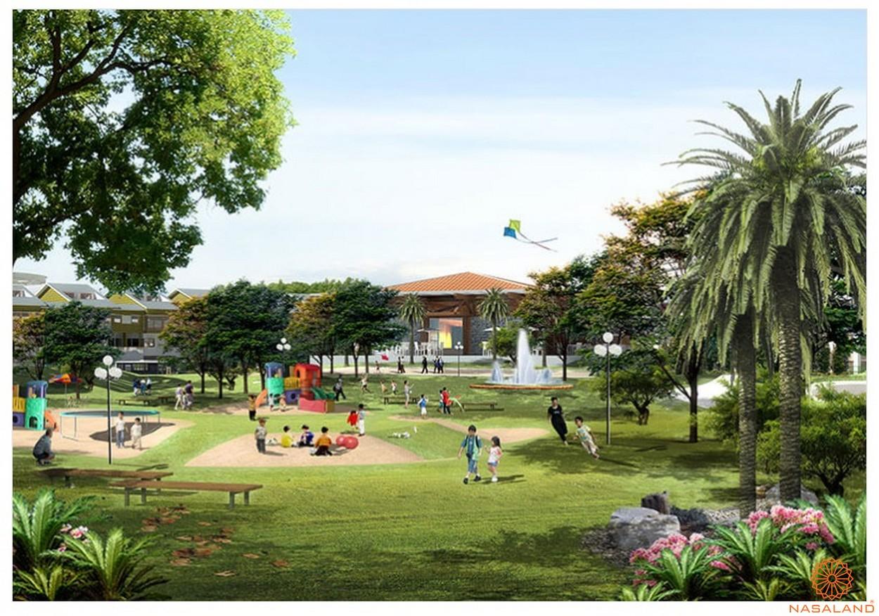 Tiện ích căn hộ Opal Central Park Bình Dương - Khu vui chơi trẻ em