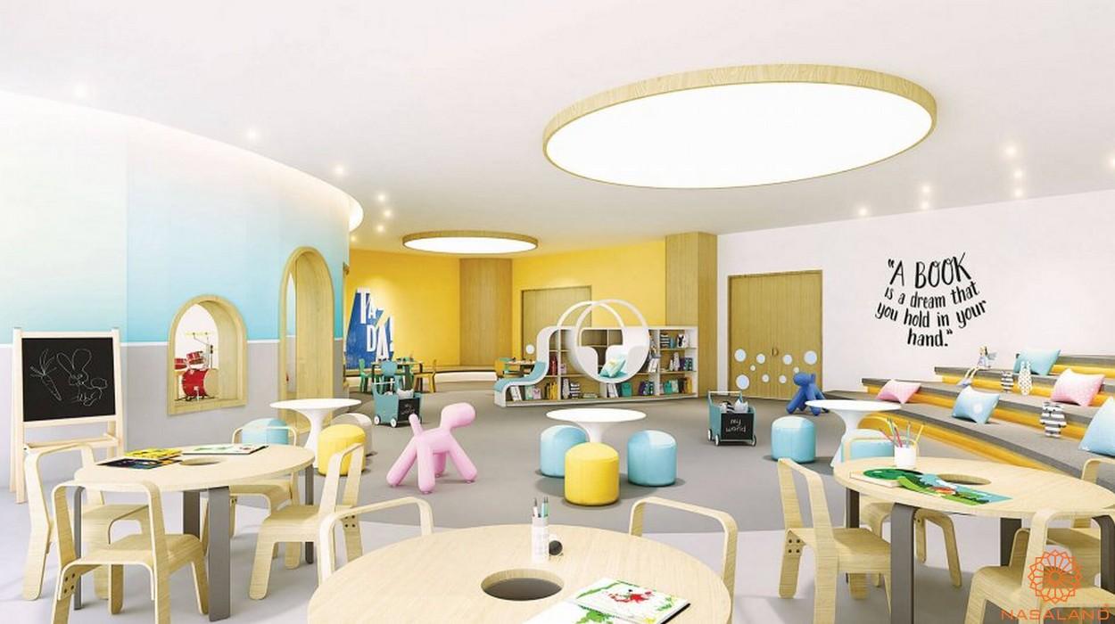 Tiện ích khu vui chơi trẻ em tại dự án The Grande Phú Mỹ Hưng quận 7