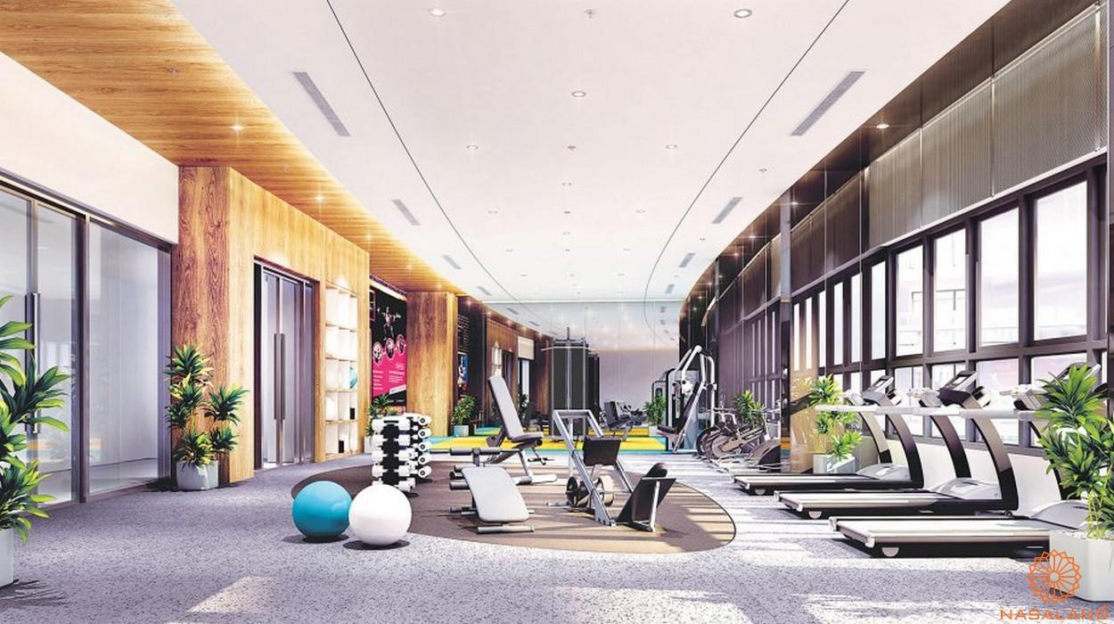Tiện ích phòng tập Gym dự án The Grande Phú Mỹ Hưng quận 7