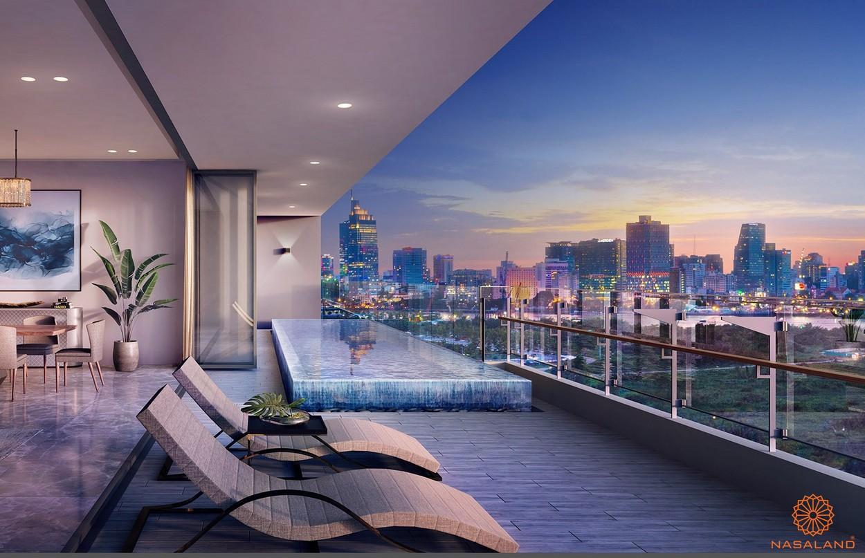 Tiện ích căn hộ Venus Luxury quận 5