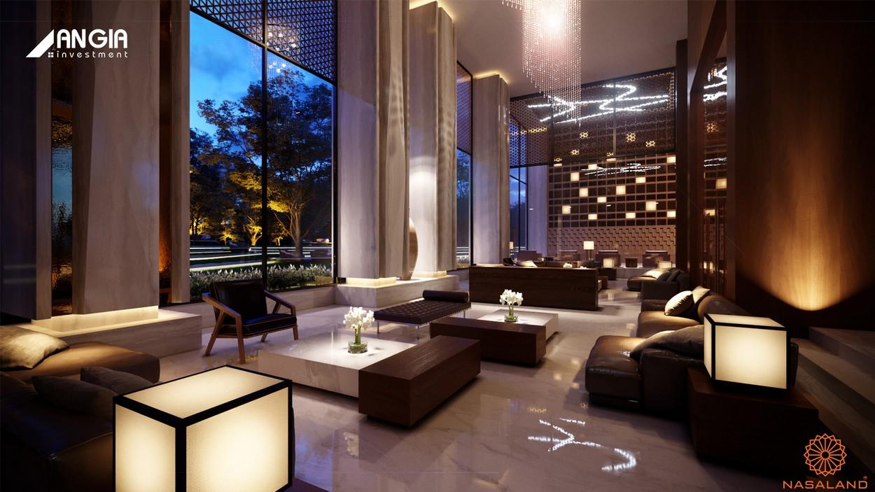 Tiện ích căn hộ Sky 89 quận 7 - Khu vực tiếp khách VIP
