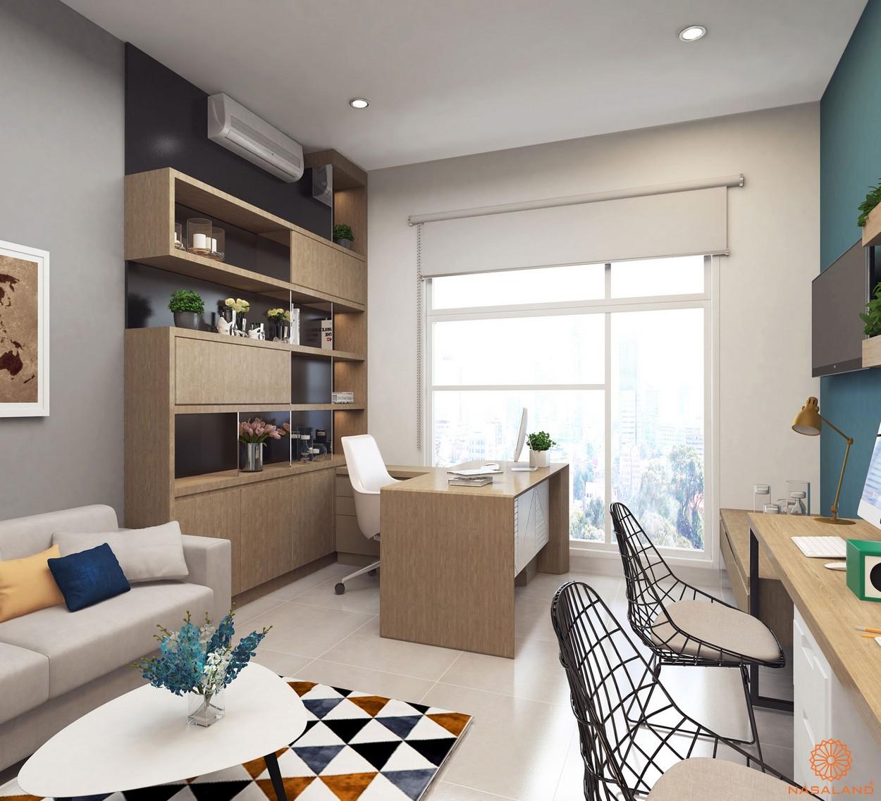 Nhà mẫu dự án căn hộ Sunrise City View quận 7 mẫu 2